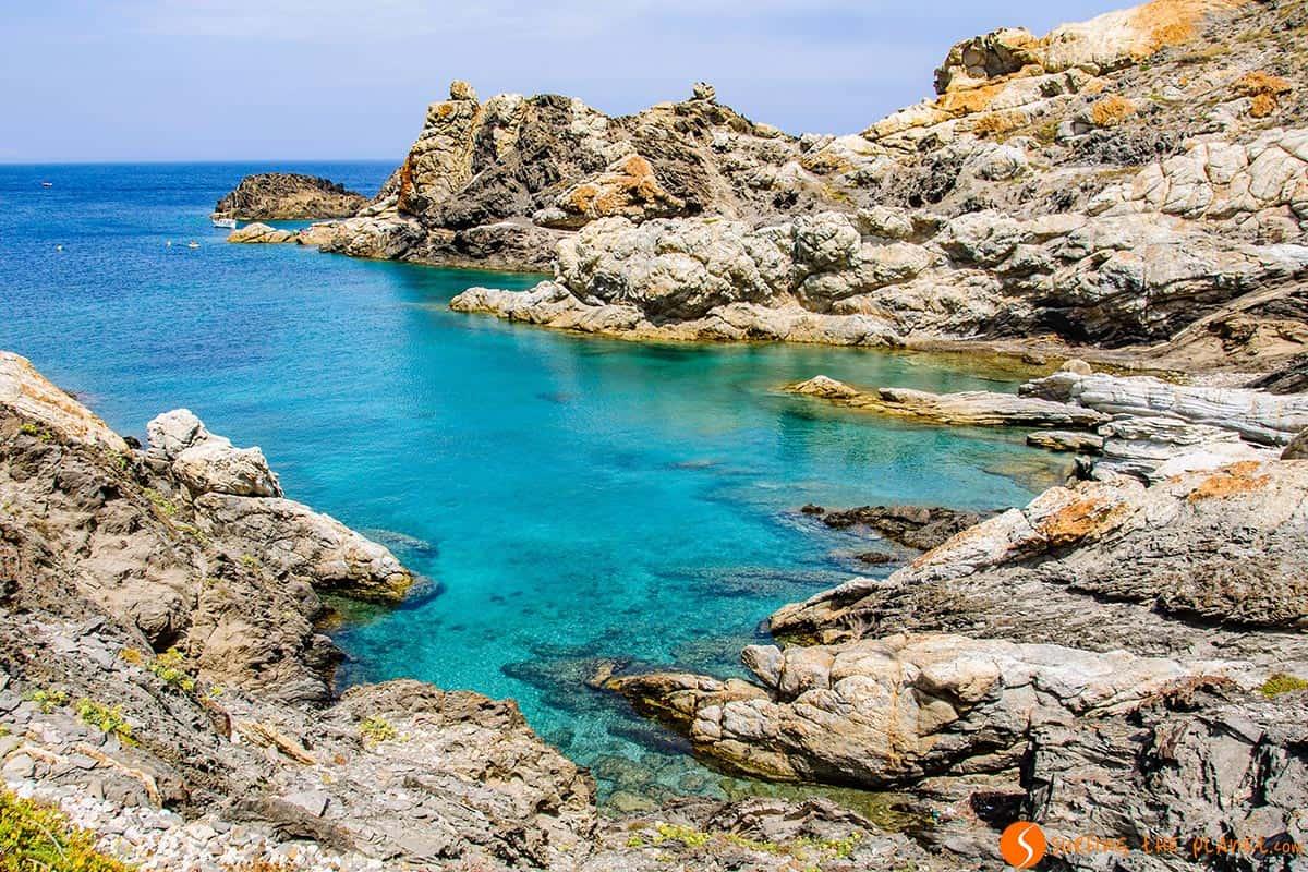 Cala Cullaró, Cap de Creus, Costa Brava, Cataluña | Las 25 mejores playas y calas de la Costa Brava