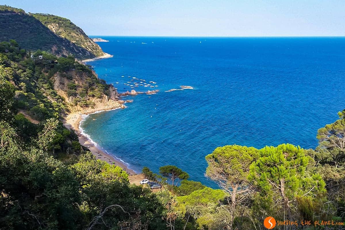 Cala Senyor Ramon, Costa Brava, Cataluña | Las 25 calas más bonitas en la Costa Brava