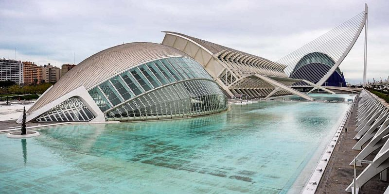 Visit Valencia in 3 days - The City of Arts and Sciences
