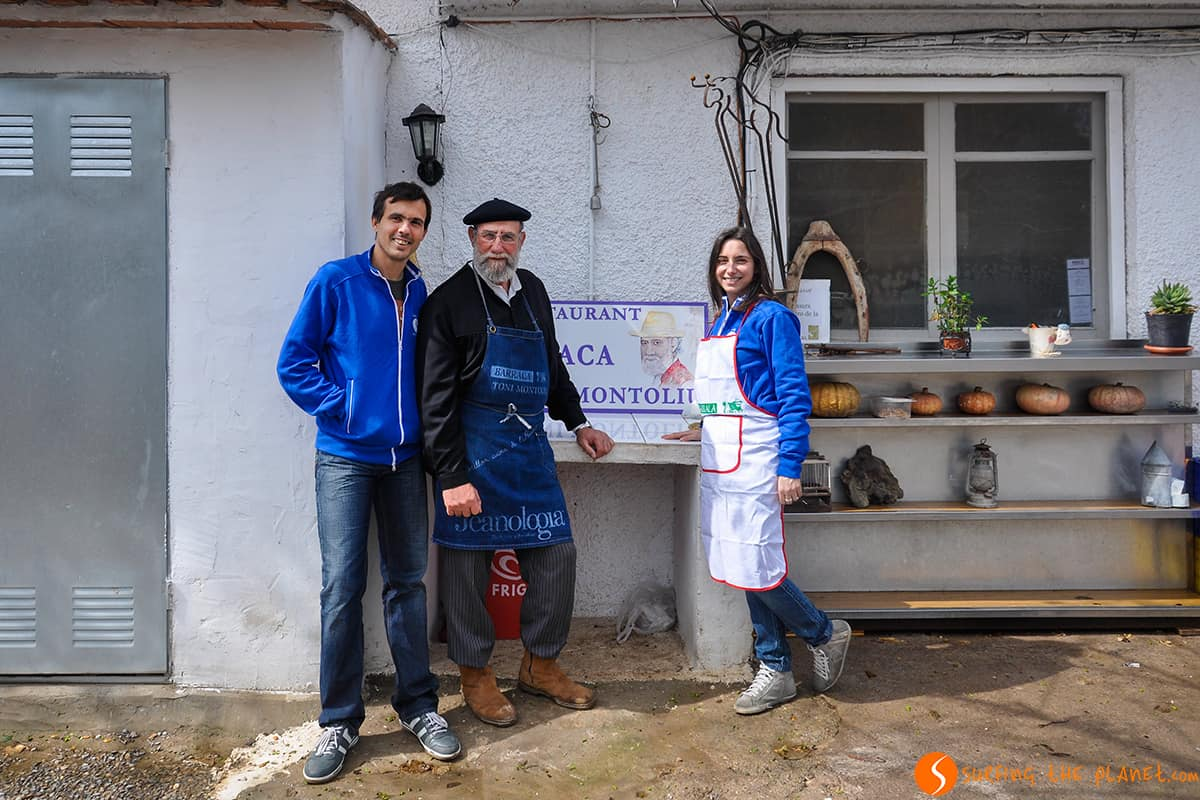 Donde comer paella en Valencia - Barraca Toni Montoliu