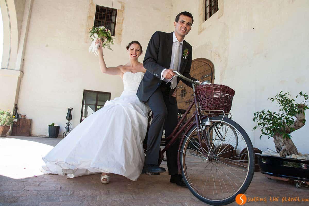 Empieza nuestro viaje de casados