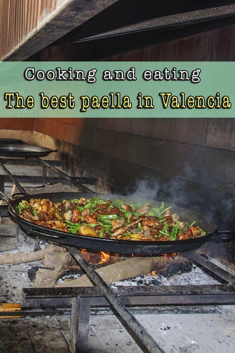 Visit Valencia - The Best Paella