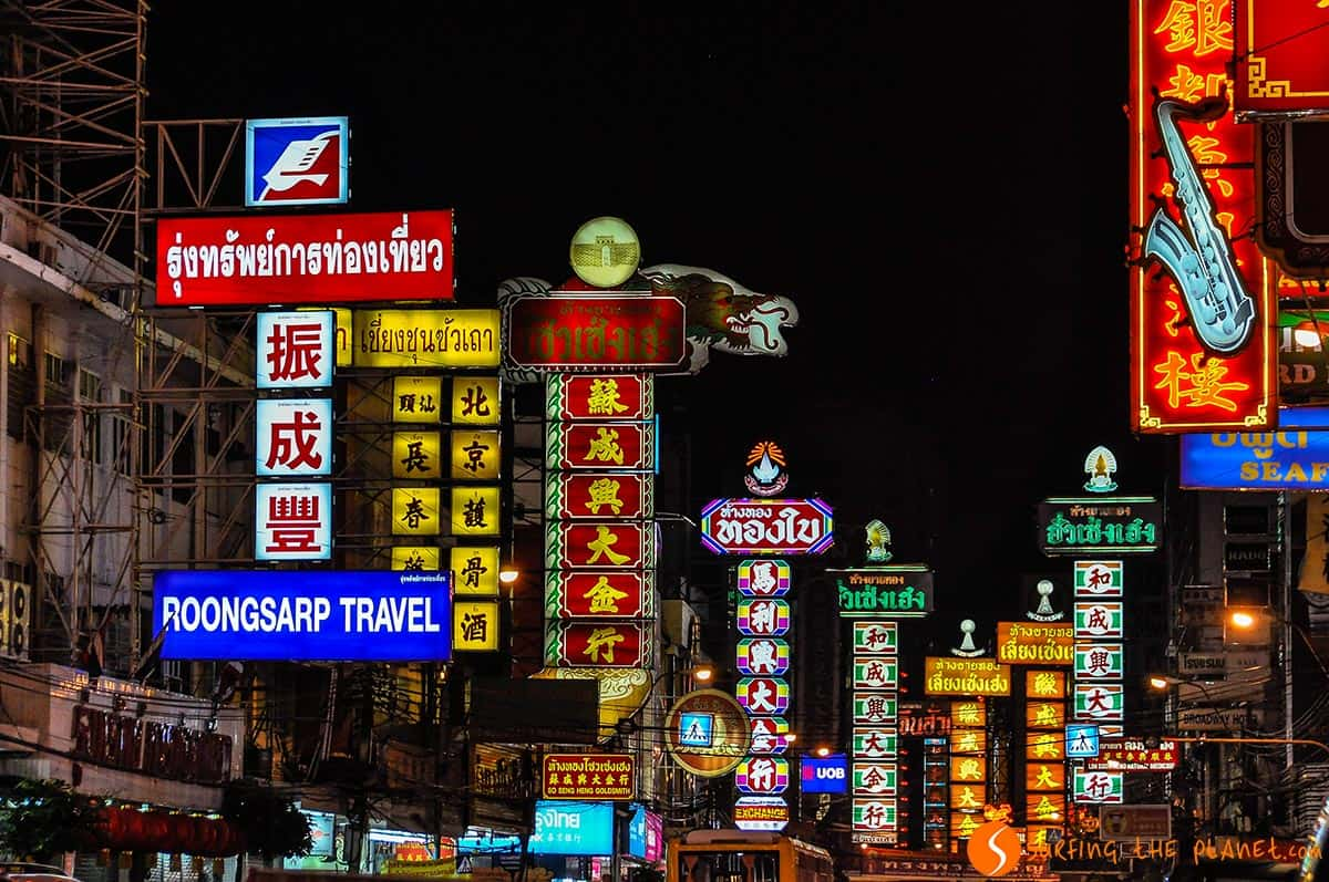 Chinatown | What to do in Bangkok