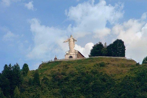 cerro guadalupe Bogotá