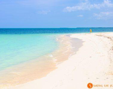 Cayo Levisa playa de Punta Arena. Que hacer en Cuba