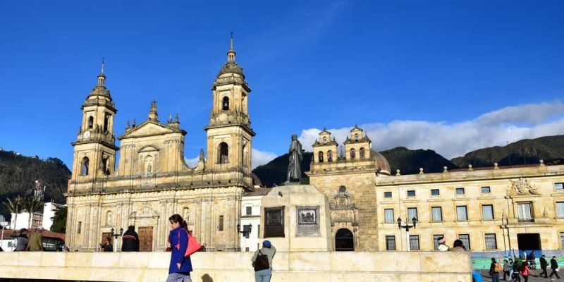 Bogotá centro ciudad | viajar a Colombia