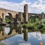 Visitar Besalú, pueblo medieval de ensueño cerca de Barcelona