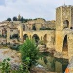 Besalú, a wonderful medieval village close to Barcelona