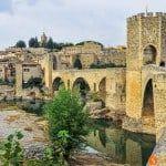Besalú, a wonderful medieval village close to Barcelona