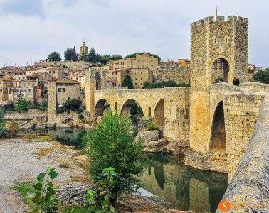 Puente medieval Besalu