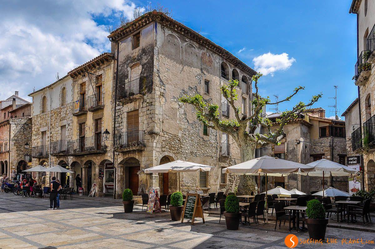 La Judería, Besalú, Cataluña, España