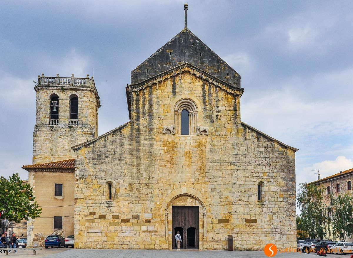 Monasterio Sant Pere, Besalú, Cataluña, España