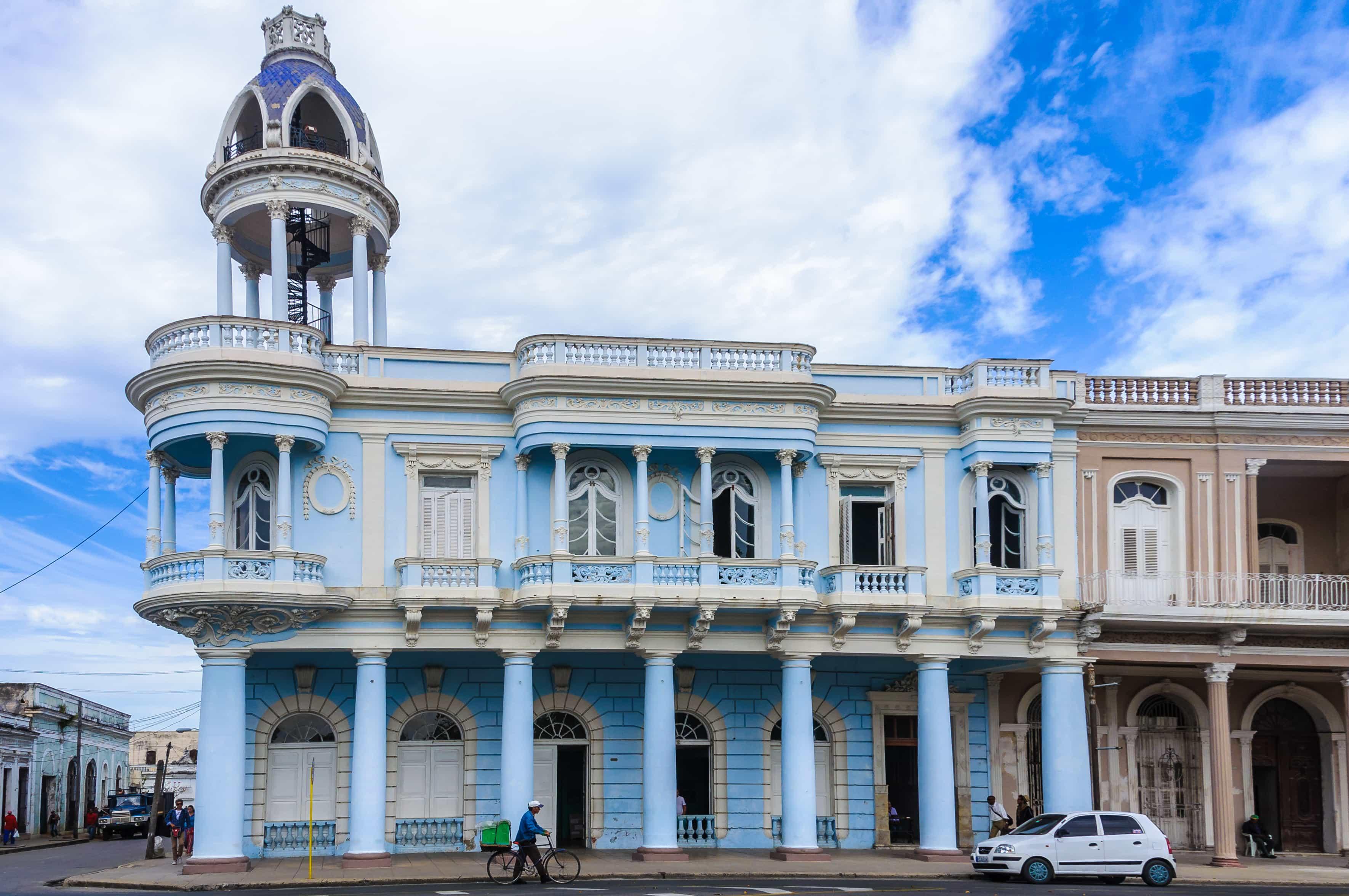Palacio Ferrer, Cienfuegos, Cuba