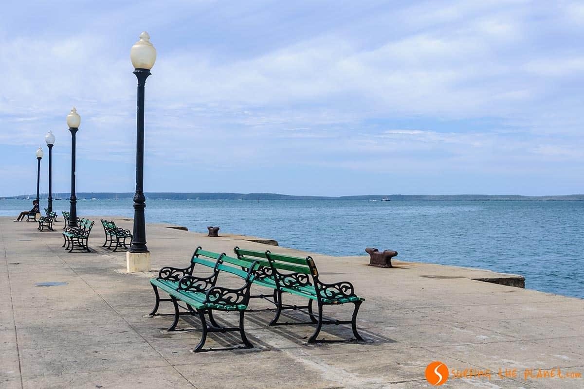 Malecón, CIenfuegos, Cuba