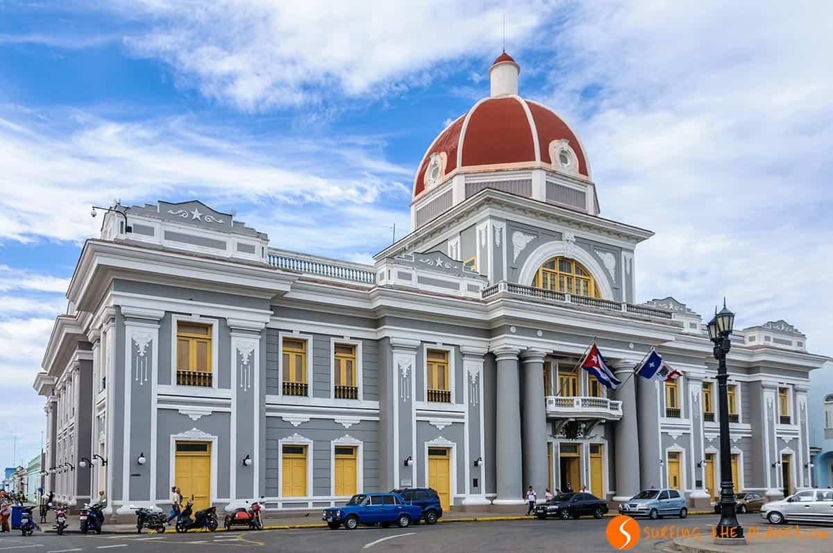 Palacio del Gobierno, Cienfuegos, Cuba