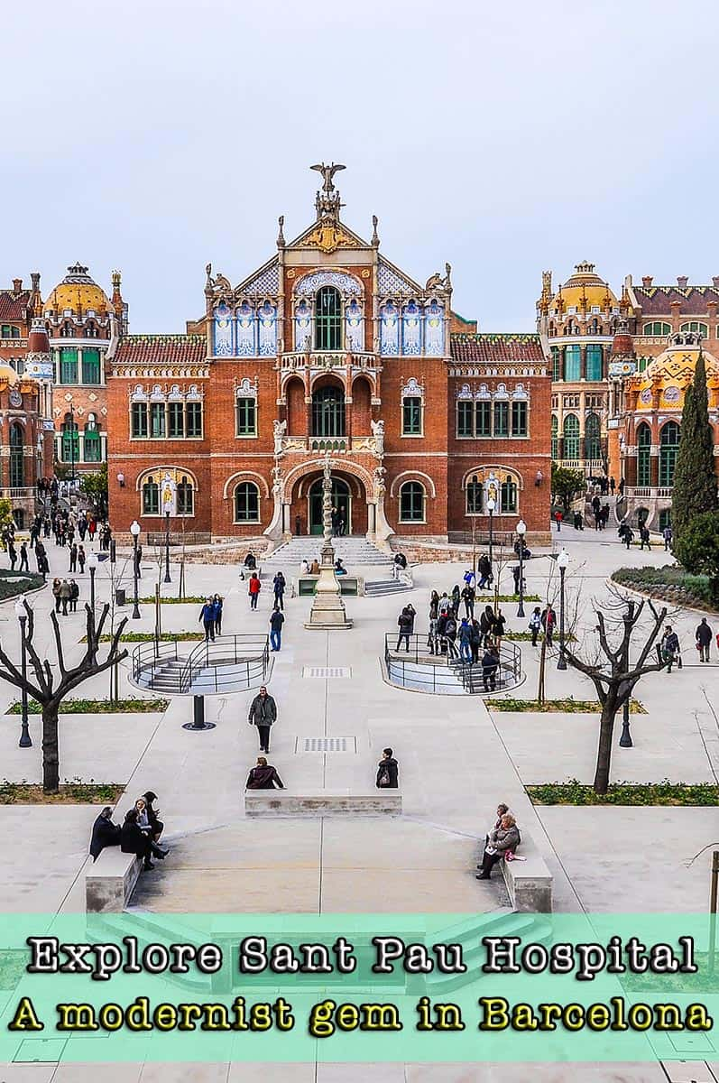 Hospital de Sant Pau | Visit Barcelona