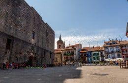 Plaza de Armas, Hondarribia