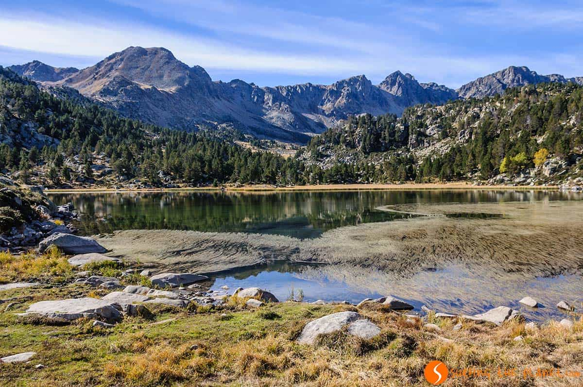 Estany Primer dels Pessons | What to do in Andorra