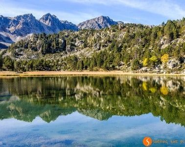 Estany Primer dels Pessons | Que ver en Andorra