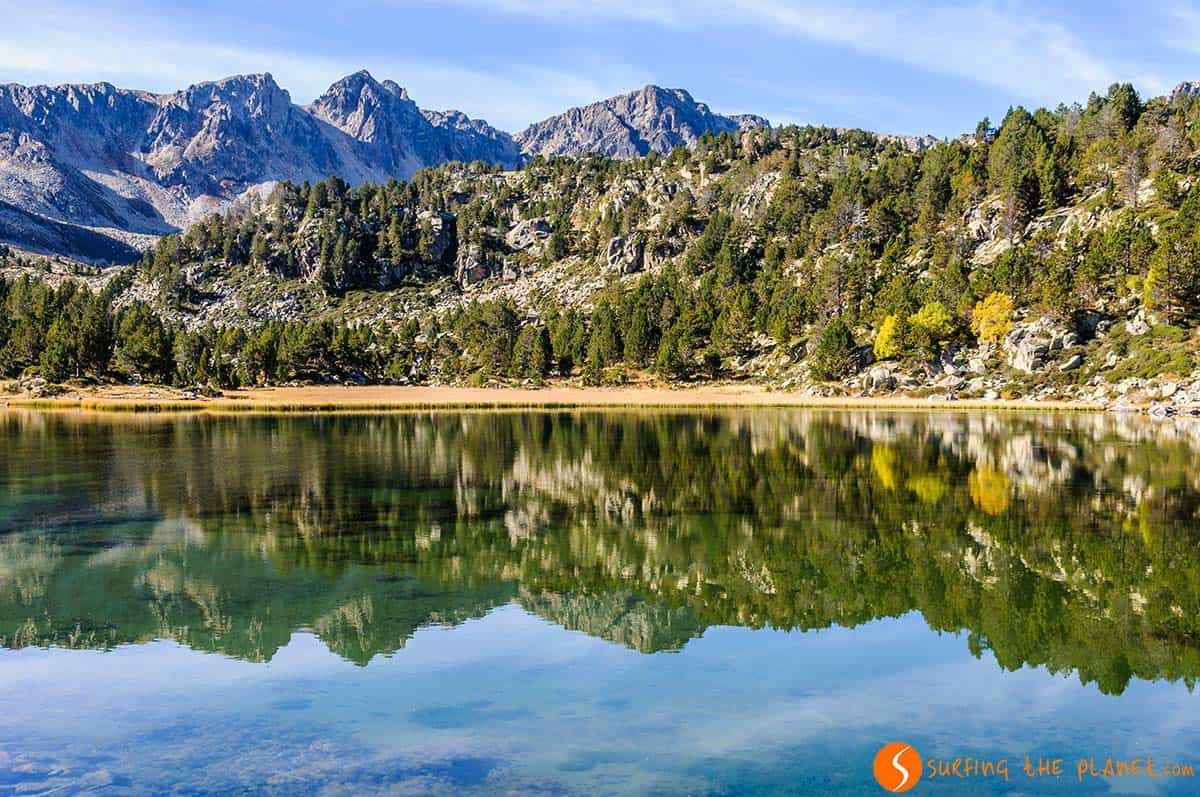 Estany Primer dels Pessons | What to see in Andorra
