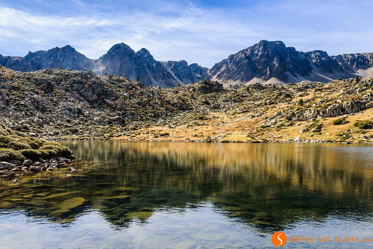 Estany de les Fonts, Route of Pessons | Weekend in Andorra