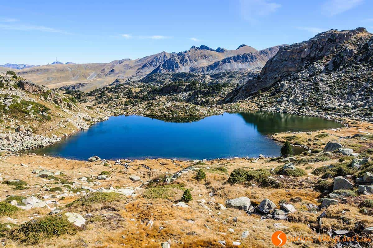 Estany de les Fonts, Route of Pessons | Hiking in Andorra