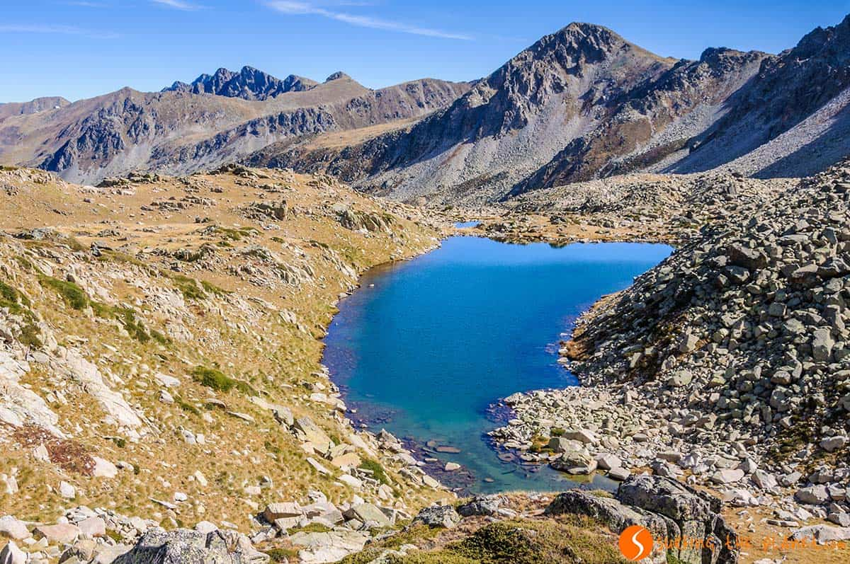 Estany del Cap Dels Pessons | What to do in Andorra