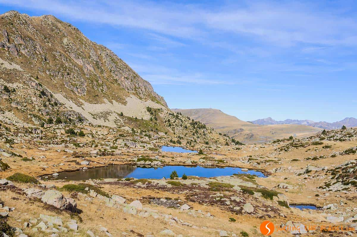 Solana Lakes | Weekend in Andorra