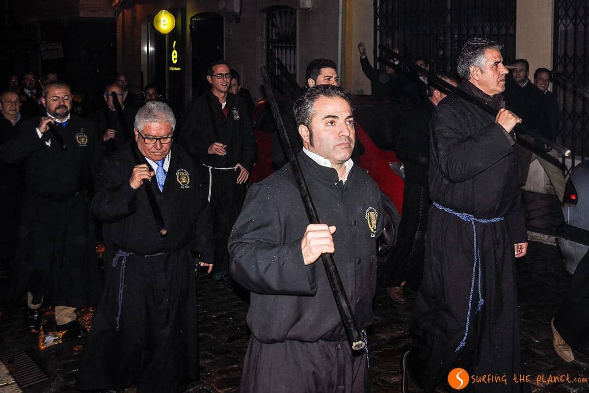 Procesión en Puente Genil | Semana Santa en Andalucía