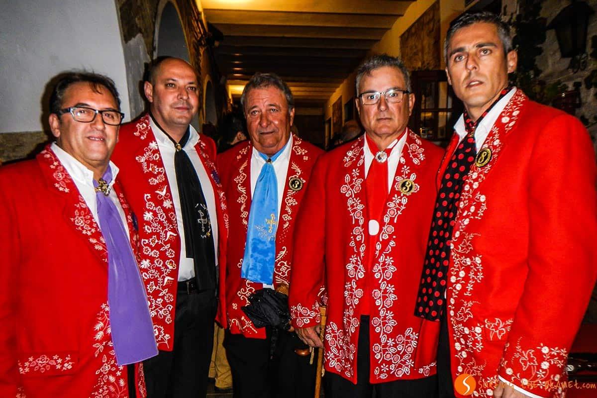 Coliblancos en Baena | Semana Santa en Andalucía