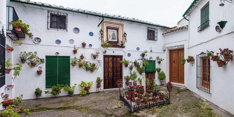Barrio de la Villa Priego de Cordoba | Que ver en Andalusia