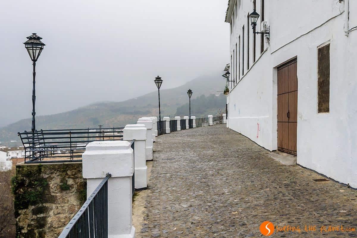 Balcone del Adarve Priego de Cordoba |itinerario di viaggio in Andalusia