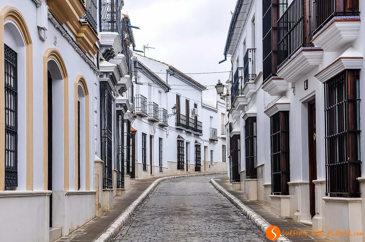 The city of Osuna | Route in Andalusia
