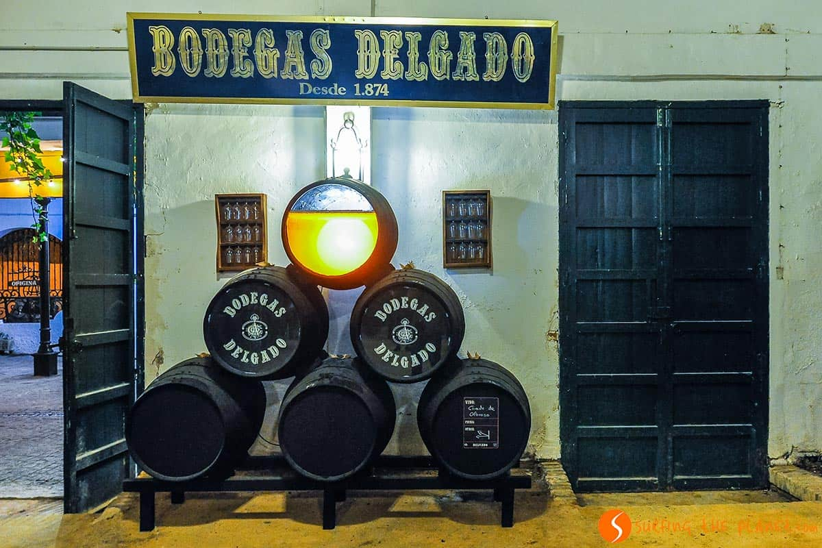 Bodegas Delgado Wine Celler | Route in Andalusia
