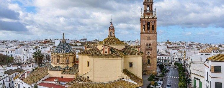 Vista de Carmona   Ruta por Andalucia