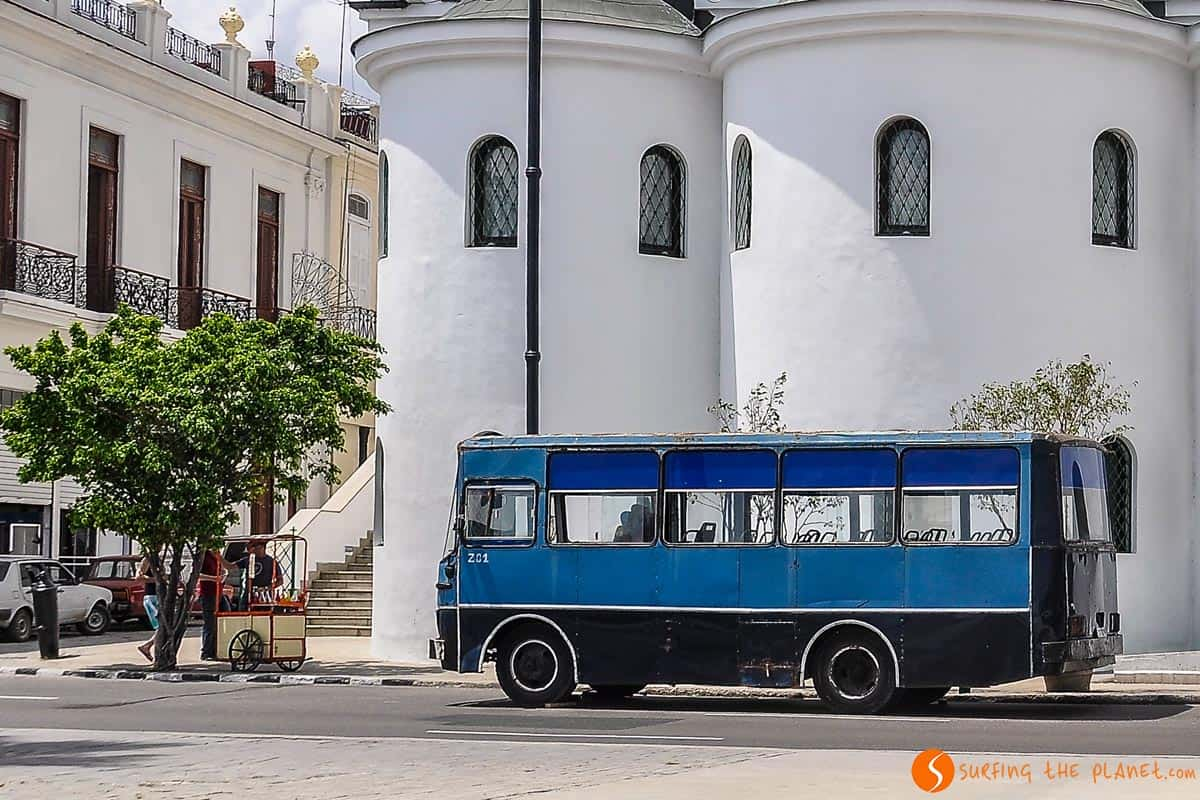 Bus de La Habana | Como moverse en La Habana