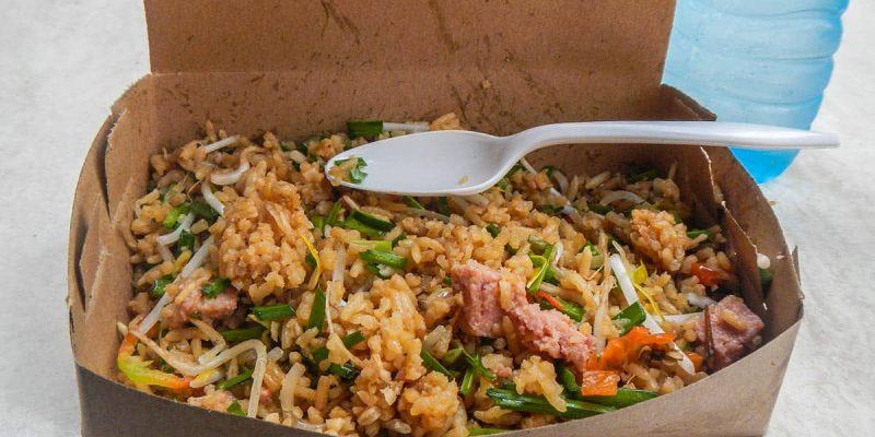 Arroz frito | Donde comer en Cuba