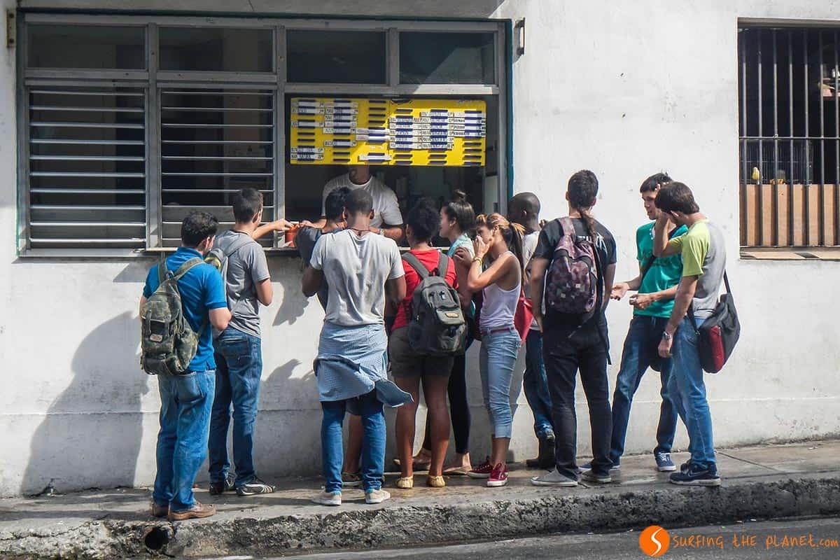 Merendero | Donde comer en Cuba