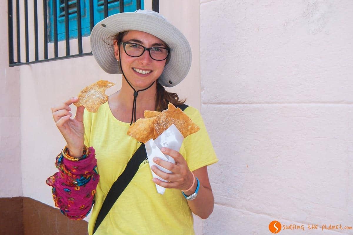 Comida callejera | Viajar a Cuba