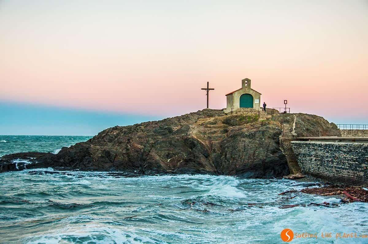 San Vicente Colliure | Visitar Colliure | Qué ver en Colliure