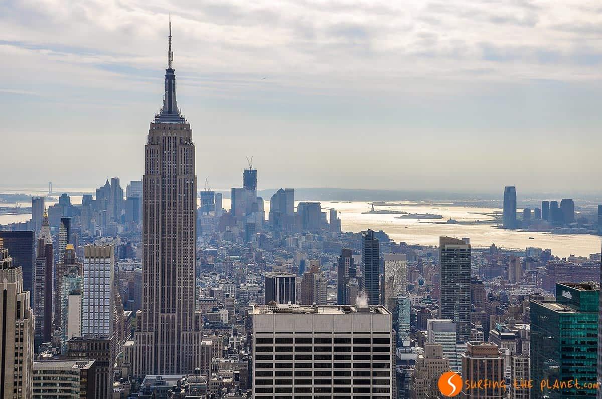 Qué hacer en Nueva York | Vista de la Empire State Building