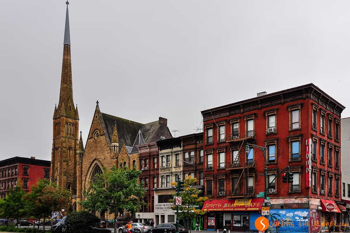 Qué ver en Nueva York | Una calle en el Harlem