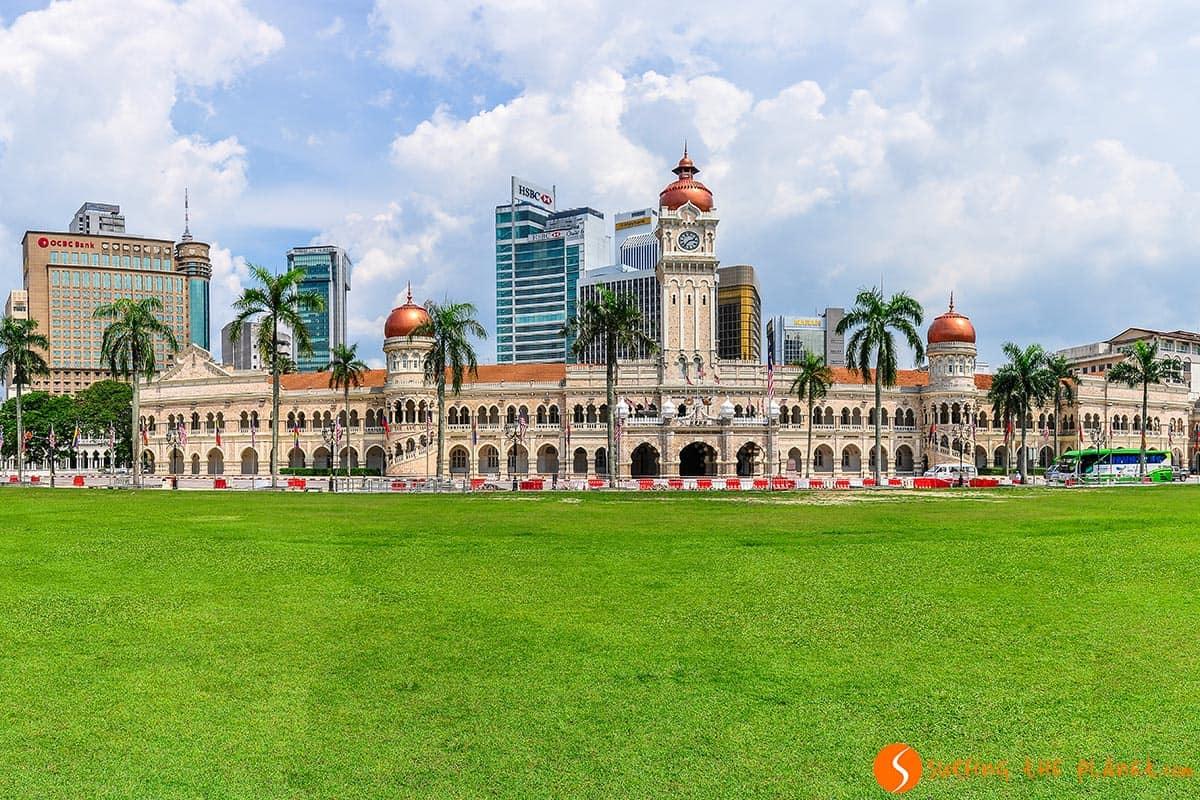 Plaza Merdaka, Kuala Lumpur, Malasia
