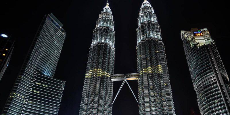Torres Petronas, Kuala Lumpur, Malasia | Que visitar en Malasia