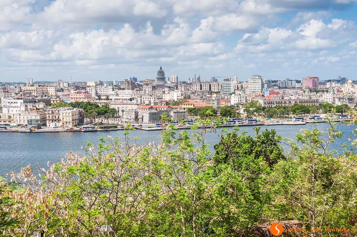 Vista de la Habana desde Casablanca, Cuba | Que ver en la Habana