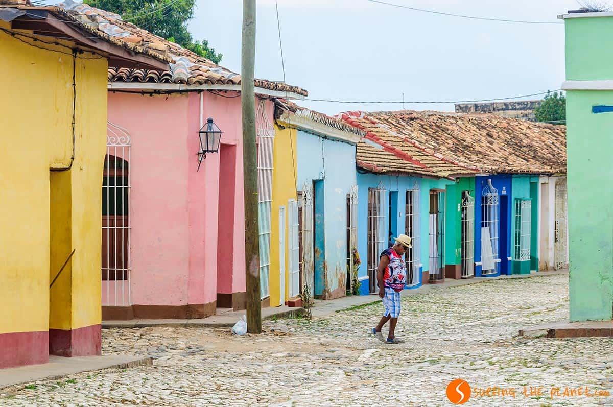 Casas de Color, Trinidad, Cuba