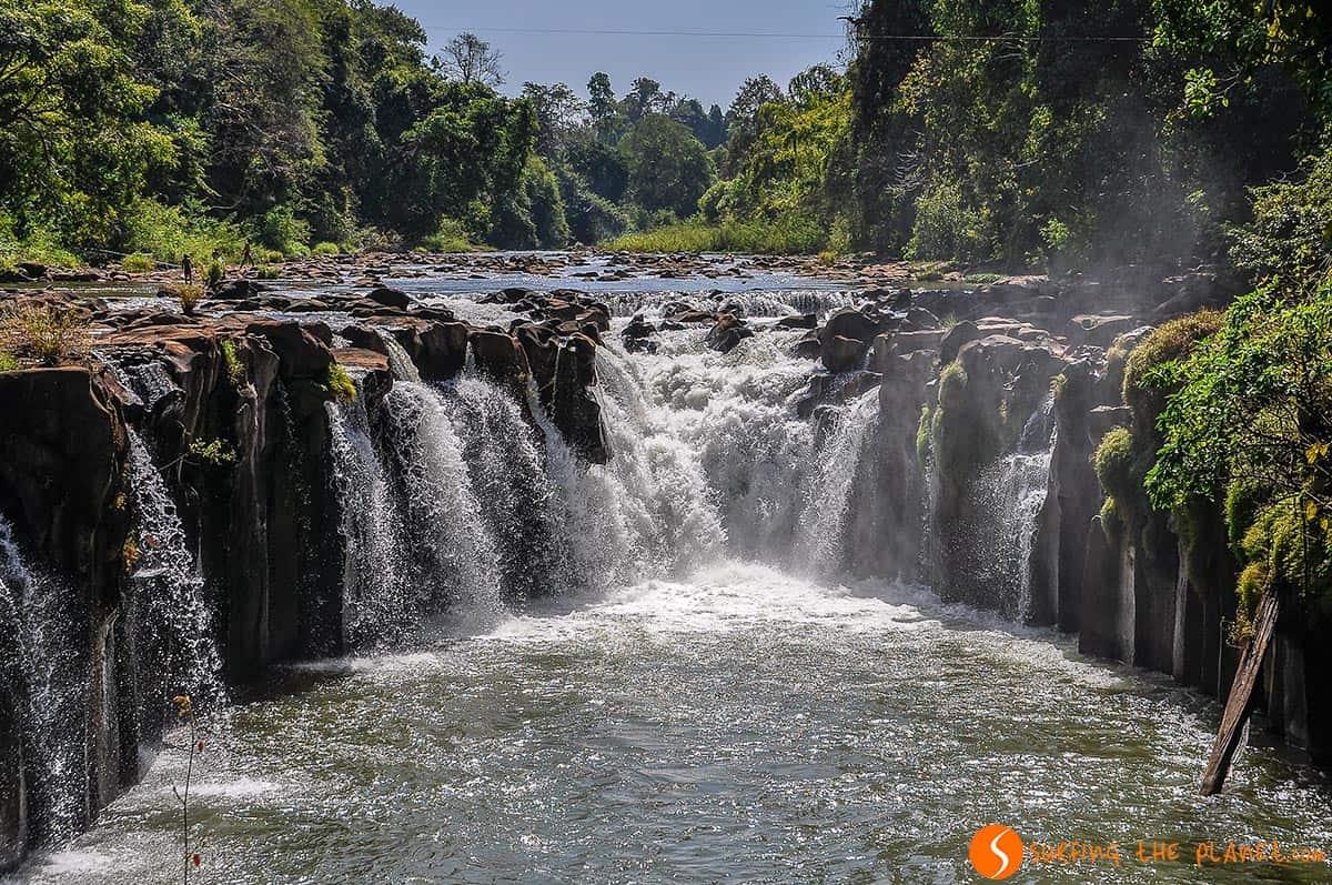 Cascada, Bolaven Plateau, Laos