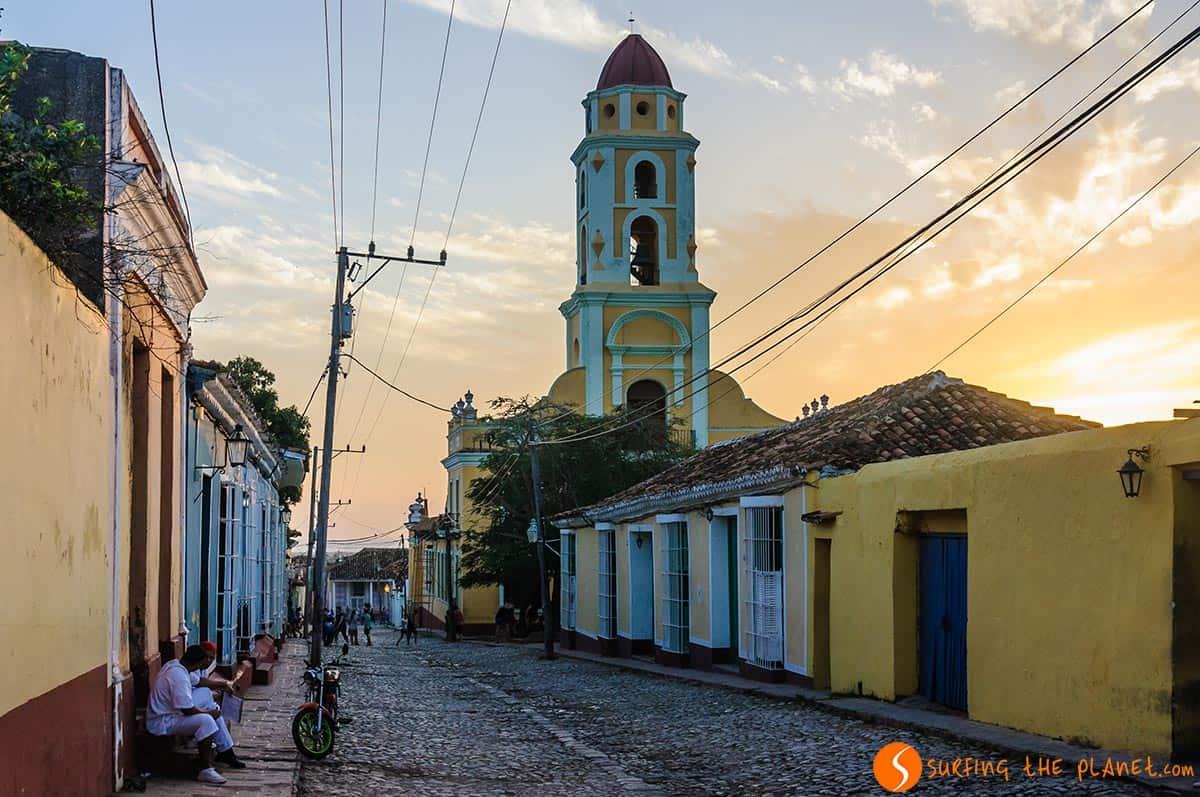 Convento San Francisco, Trinidad, Cuba