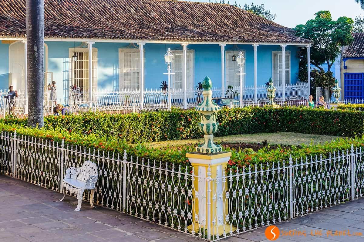 Jardin Plaza Mayor, Trinidad, Cuba | Qué ver en Cuba