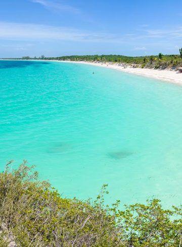 Mar y la playa, Cayo Las Brujas, Cuba